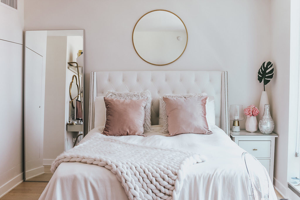 jenny tran home decor home reveal bedroom goals