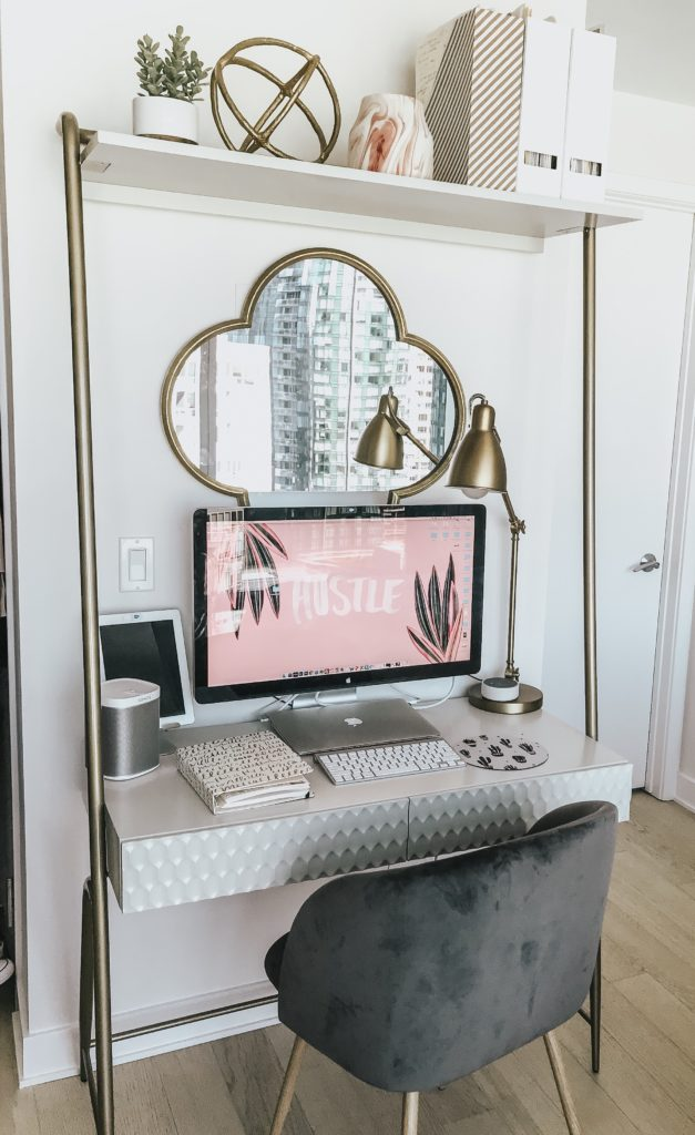 jenny tran home decor desk