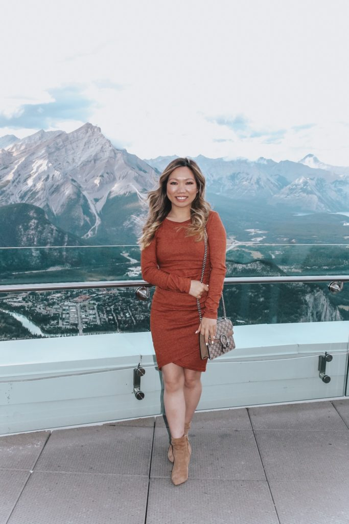 banff gondola sulphur mountains travel guide sky bistro