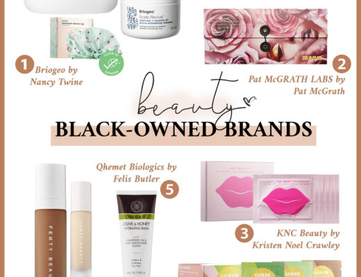 black owned beauty products brands sephora